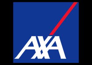 AXA Insurance company logo